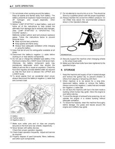 John Deere T2380 manual
