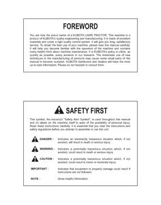 John Deere T2080 manual