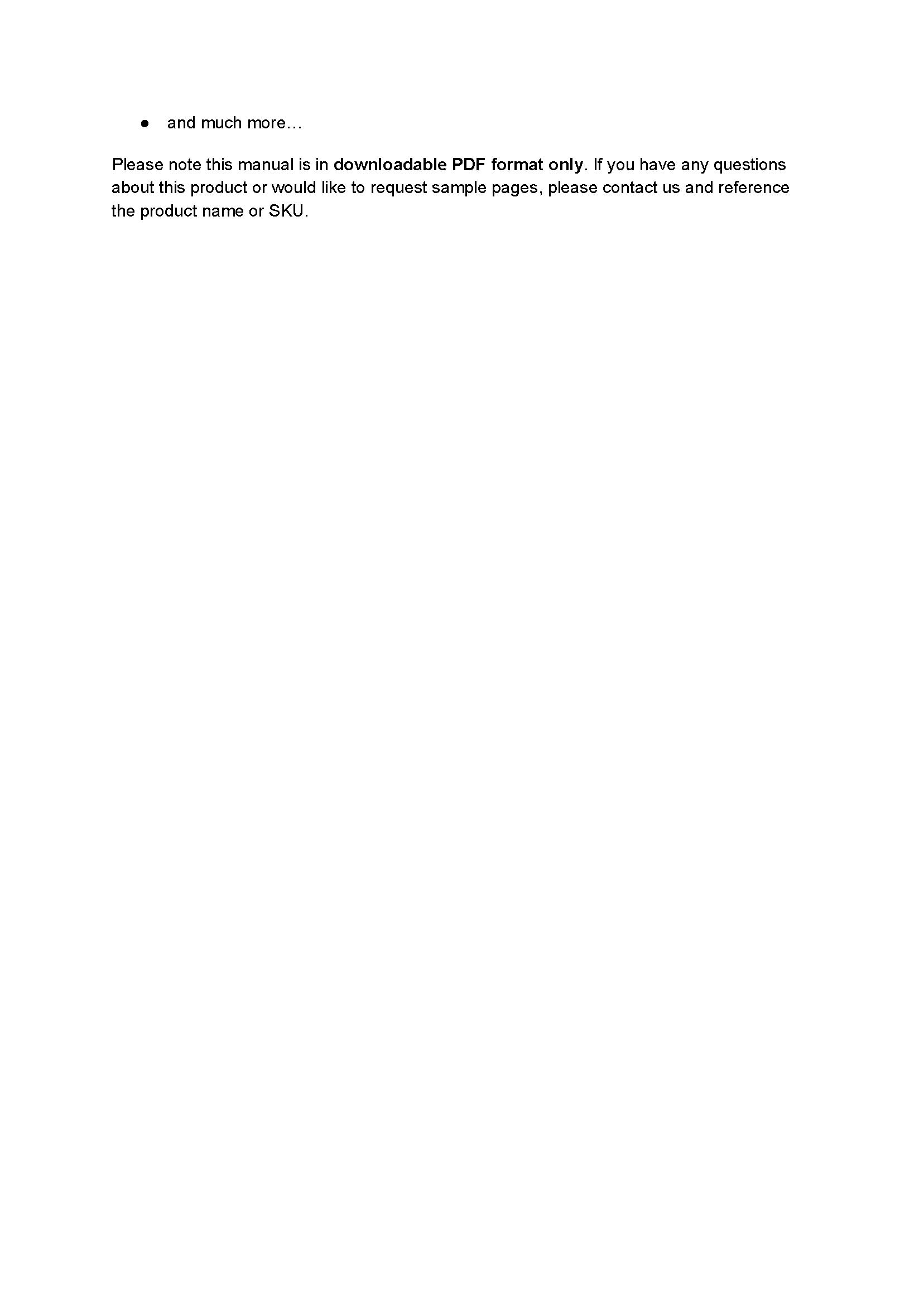 John Deere 2354HV manual
