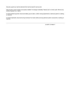 John Deere Z355E ZTrak  service manual