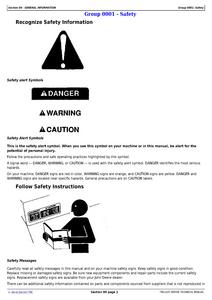 John Deere 644K service manual