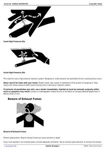 John Deere 80C manual
