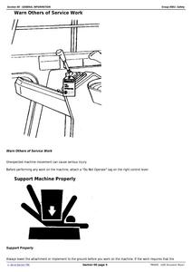 John Deere 120C manual