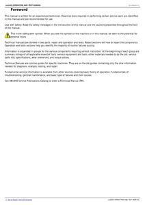 John Deere 650G  manual