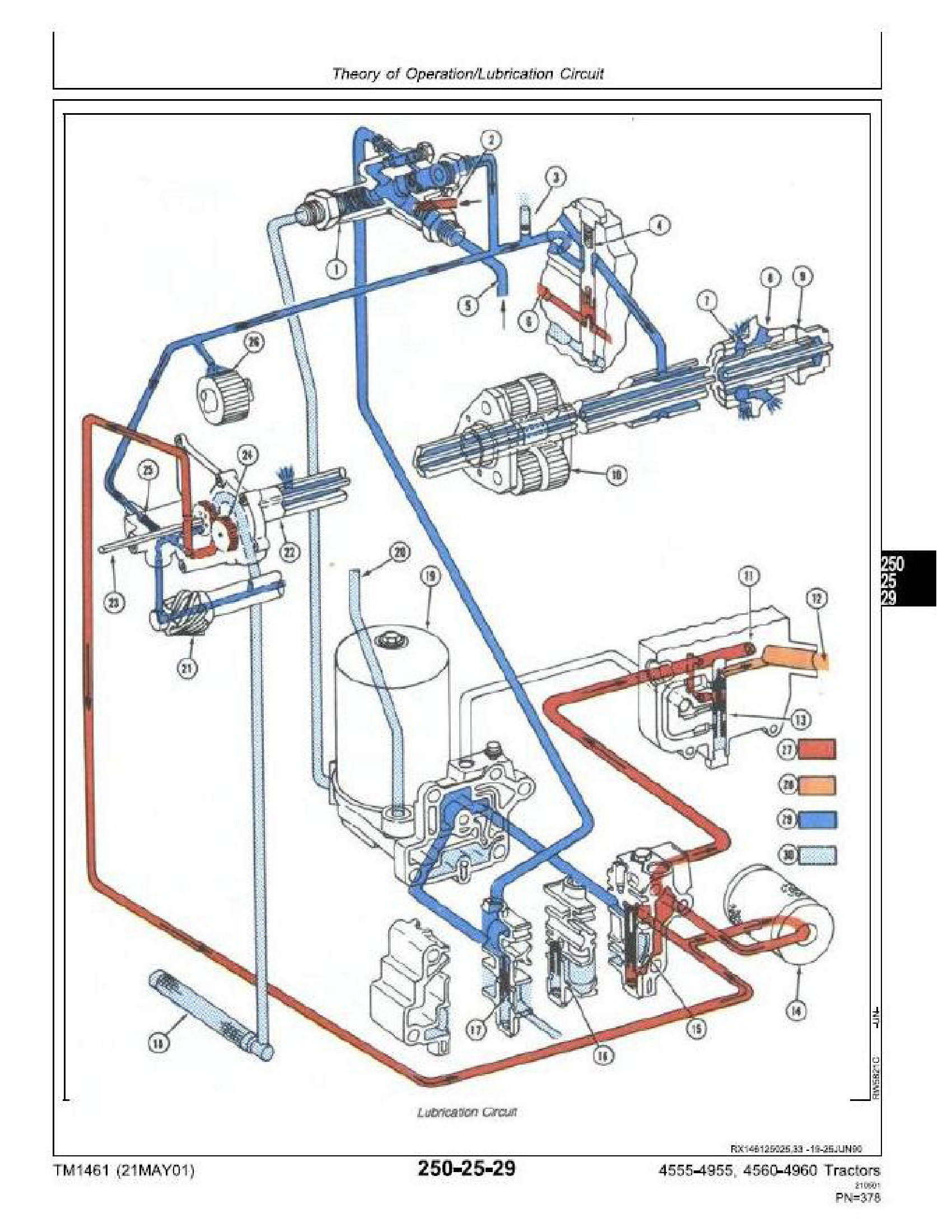 John Deere 4960 manual