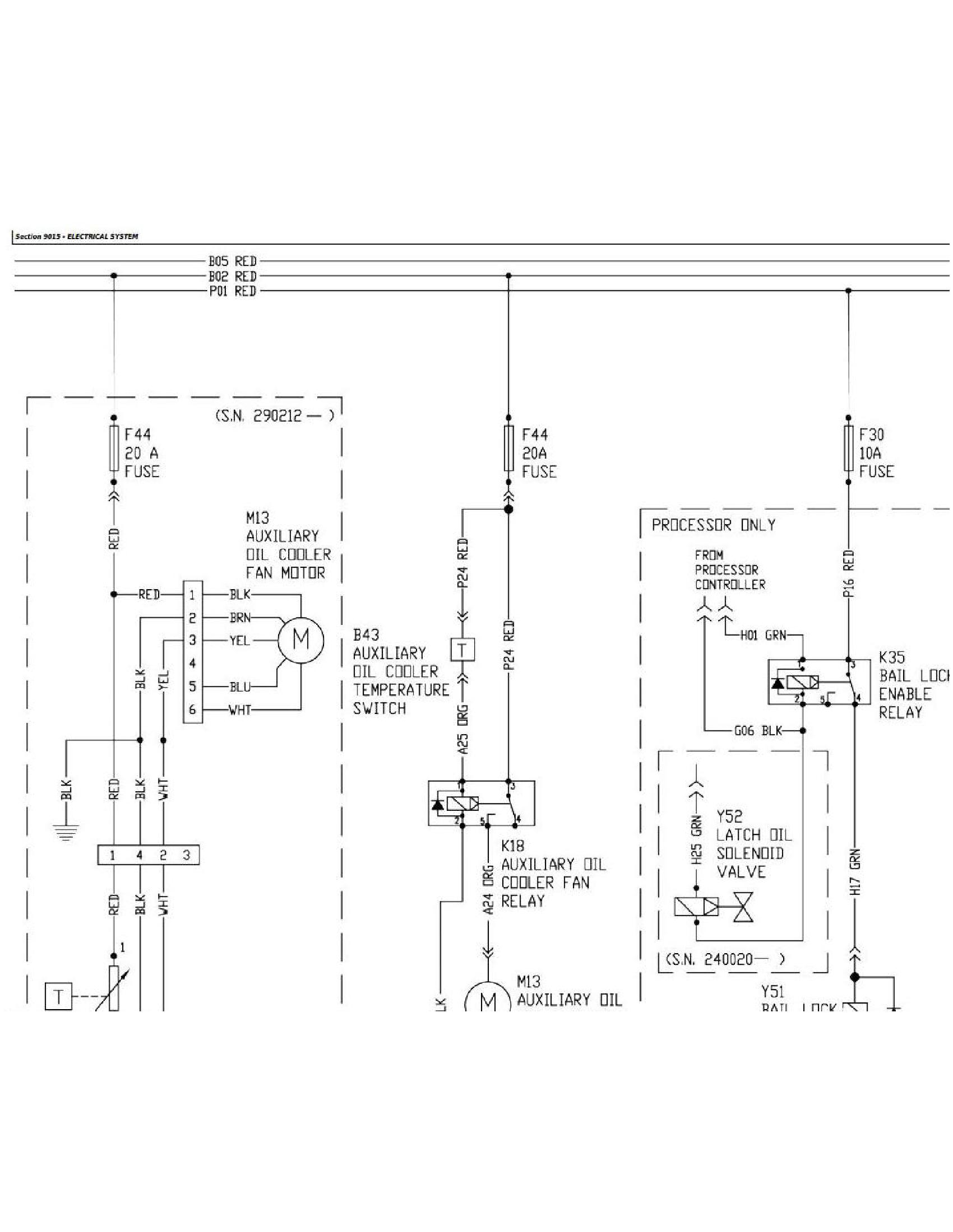 John Deere 2954D manual pdf