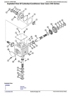 John Deere 1FF210GXC520001- manual