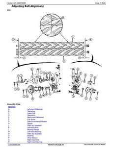 John Deere 1FF210GXC520001- service manual