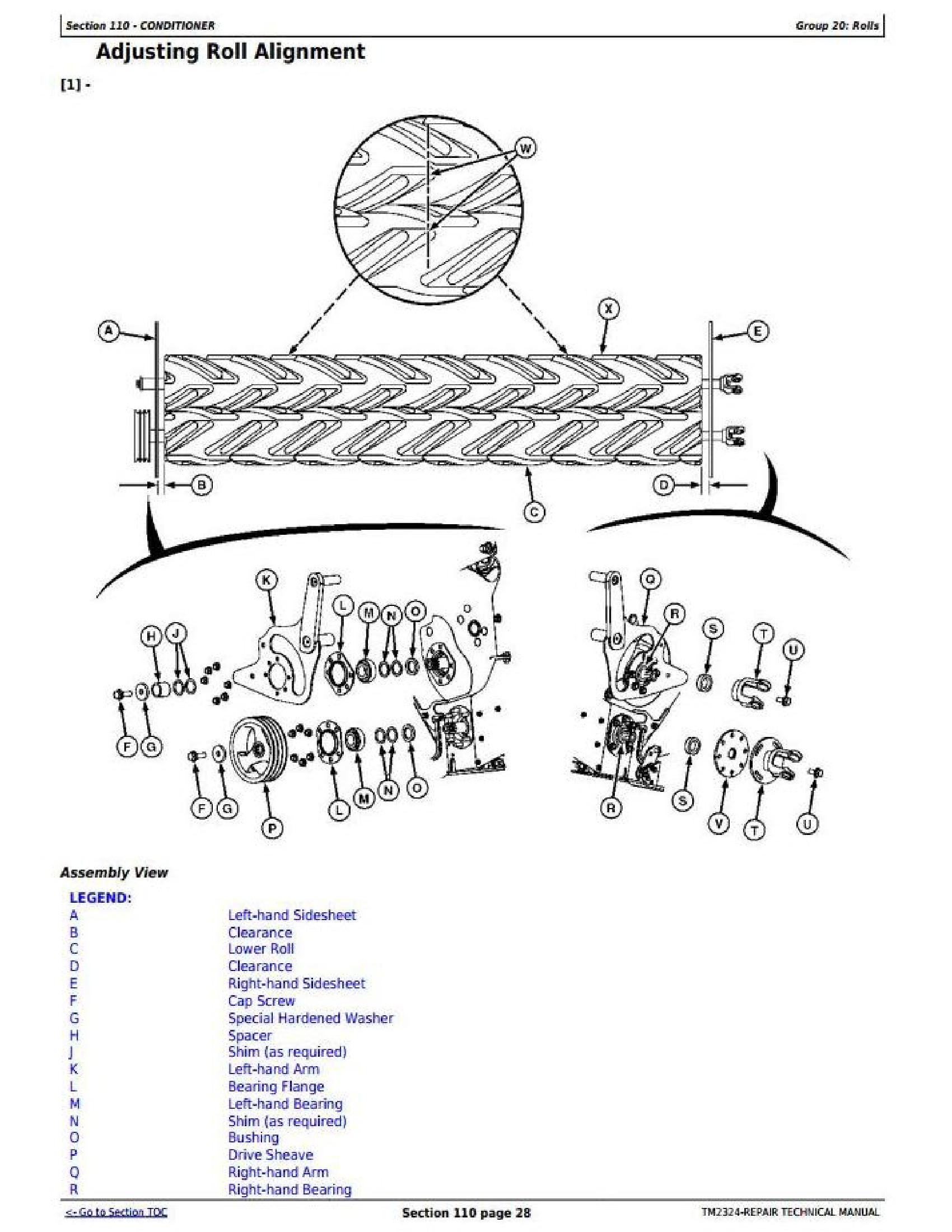 John Deere 1FF210GXC520001- manual pdf