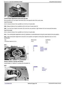 John Deere 772D manual