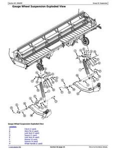 John Deere 3754D manual