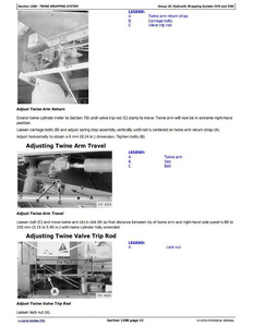 John Deere 3754D service manual