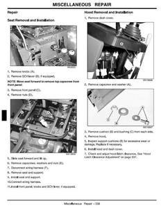 John Deere 6110 manual