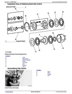 John Deere 550 manual