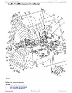 John Deere 160LC service manual