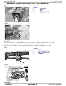 John Deere 535 manual