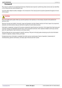 John Deere 7510 service manual