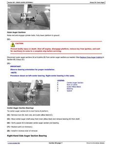 John Deere 536D service manual