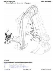 John Deere 1T0310EK**G219607- service manual