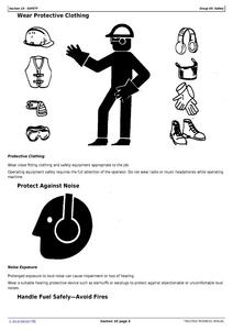John Deere 3038E manual pdf