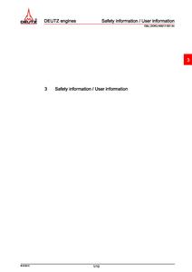 Deutz S4) TTCD Engine (for Fendt Vario Service manual