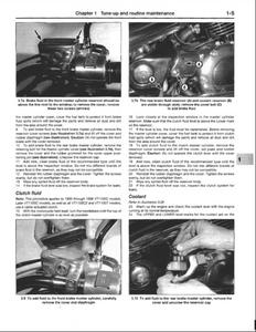 Honda VT1100 Shadow Motocycle manual pdf