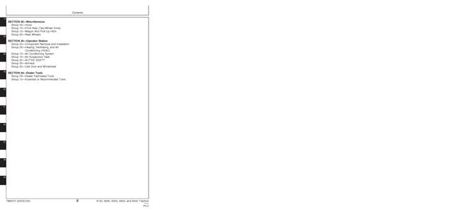 John Deere 8330 manual