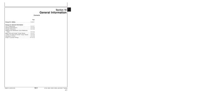 John Deere 8530 manual pdf