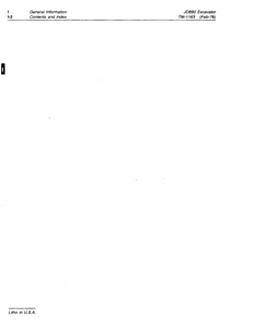 John Deere JD890 manual pdf