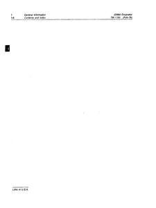 John Deere JD890 manual