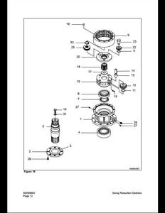Doosan 470LC-V Solar Crawled Excavator manual pdf