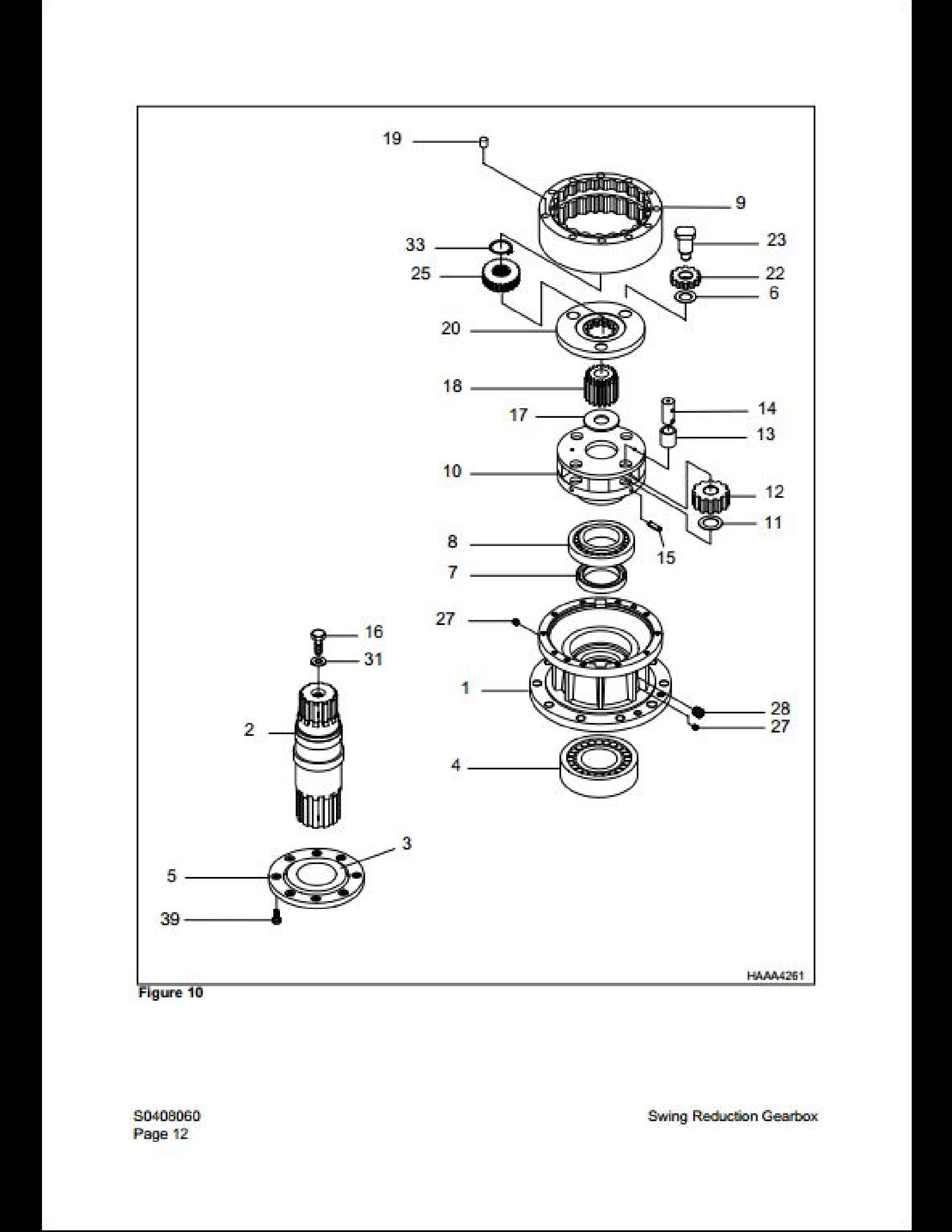 Doosan 470LC-V Solar Crawled Excavator manual