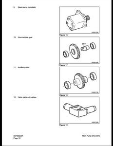Doosan 420LC-V Solar Crawled Excavator manual pdf