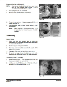 Doosan DX420LC Crawled Excavator service manual