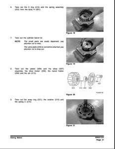 Doosan DX420LC-5 Crawled Excavator manual pdf