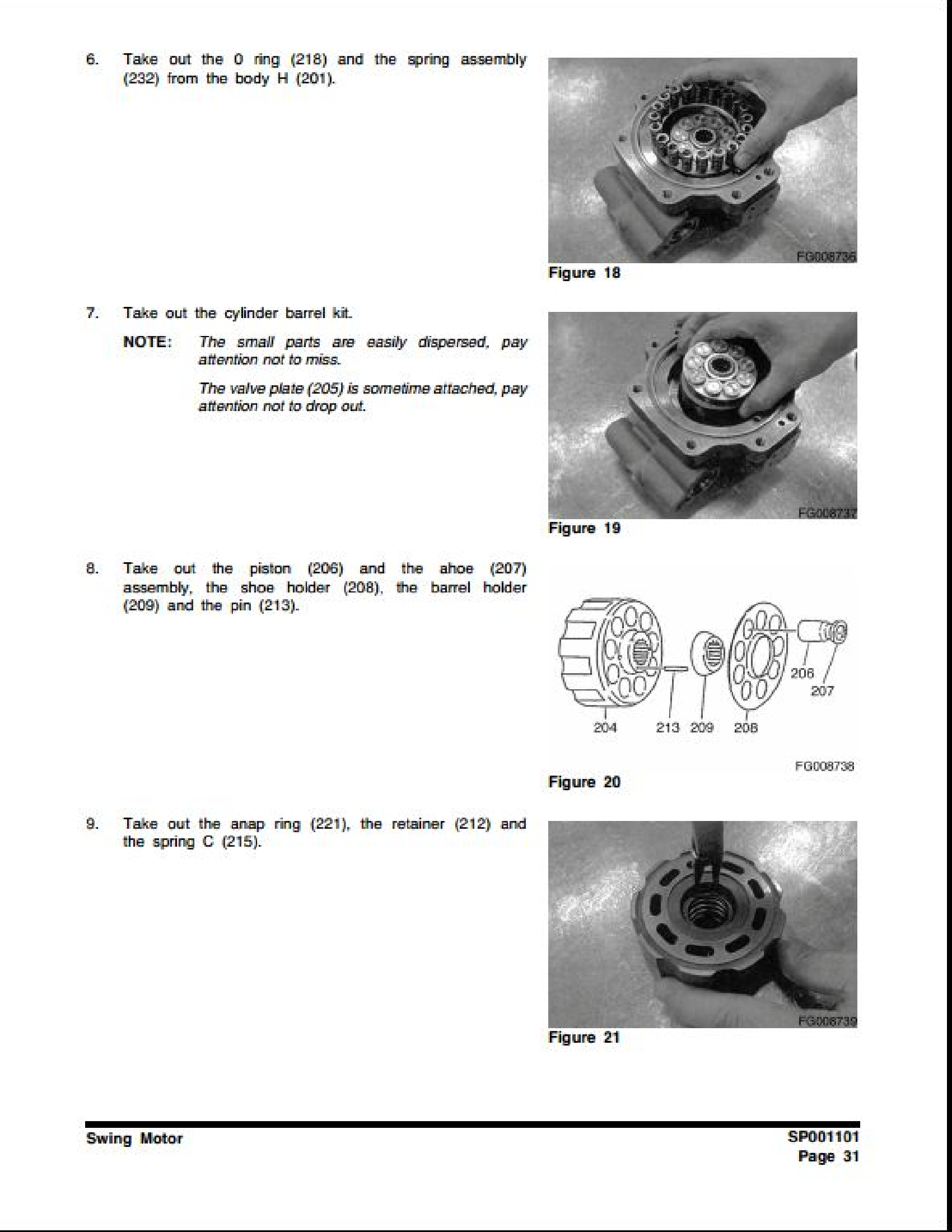 Doosan DX420LC-5 Crawled Excavator manual