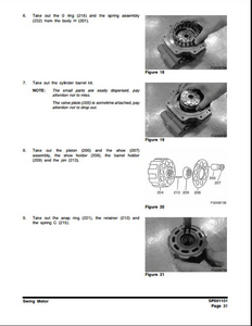 Doosan DX27Z Crawled Excavator manual pdf