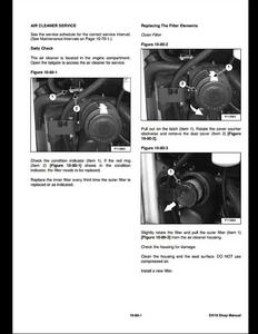 Doosan DX520LC Crawled Excavator manual pdf