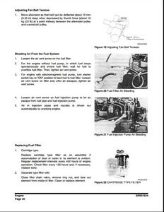 Doosan DX500LCA Crawled Excavator manual pdf
