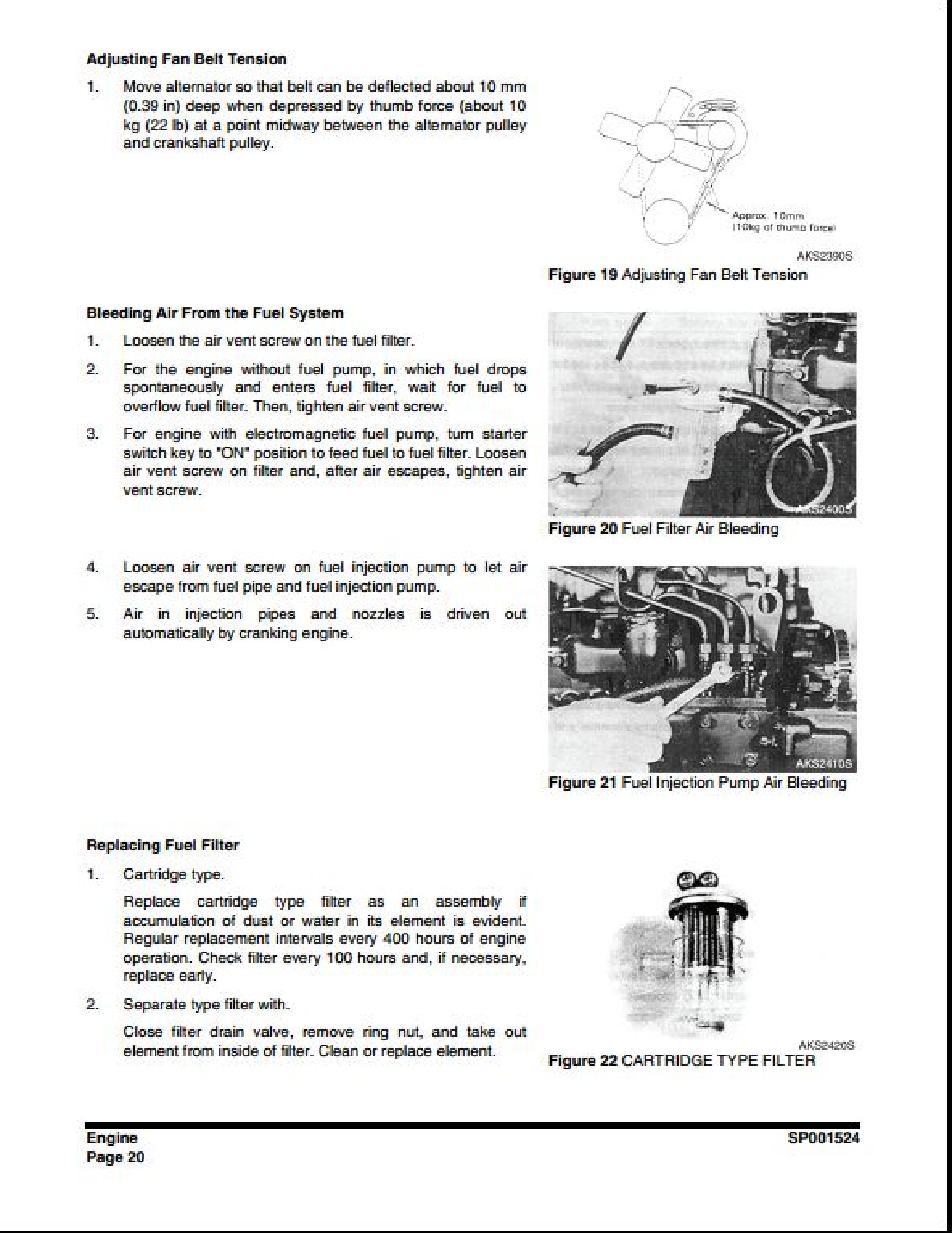 Doosan DX500LCA Crawled Excavator manual