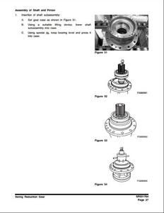 Doosan DX520LC Crawled Excavator manual