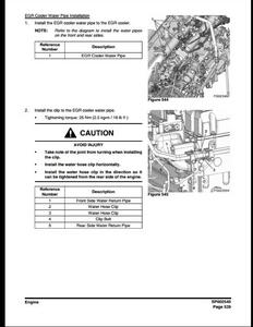 Doosan DX530LC-3 Crawled Excavator manual