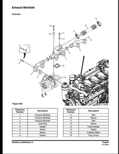 Doosan DX530LC-5 Crawled Excavator manual
