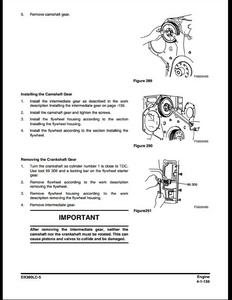Doosan DX380LC-5 Crawled Excavator service manual