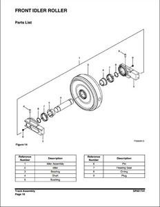 Doosan DX350LC Crawled Excavator manual pdf