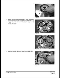 Doosan DX340LCA Crawled Excavator service manual