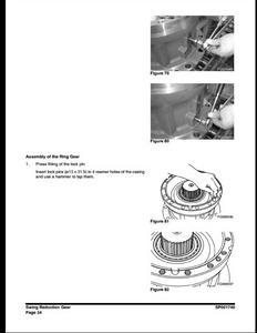 Doosan DX340LCA Crawled Excavator manual pdf