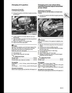 BMW R1200C Motorcycle manual pdf