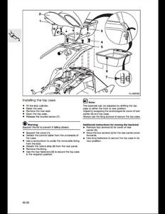BMW K1200LT Motorcycle manual pdf