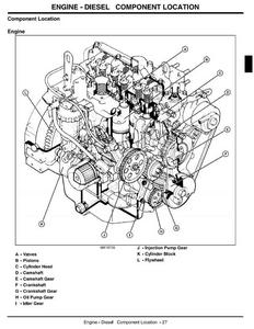 John Deere 790 service manual